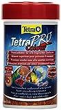 Tetra Pro Colour Premiumfutter (für alle tropischen Zierfische, Farbkonzentrat für hervorragende natürliche Farbausprägung, Vitaminstabilität, hoher Gehalt an Carotinoiden), 100 ml Dose