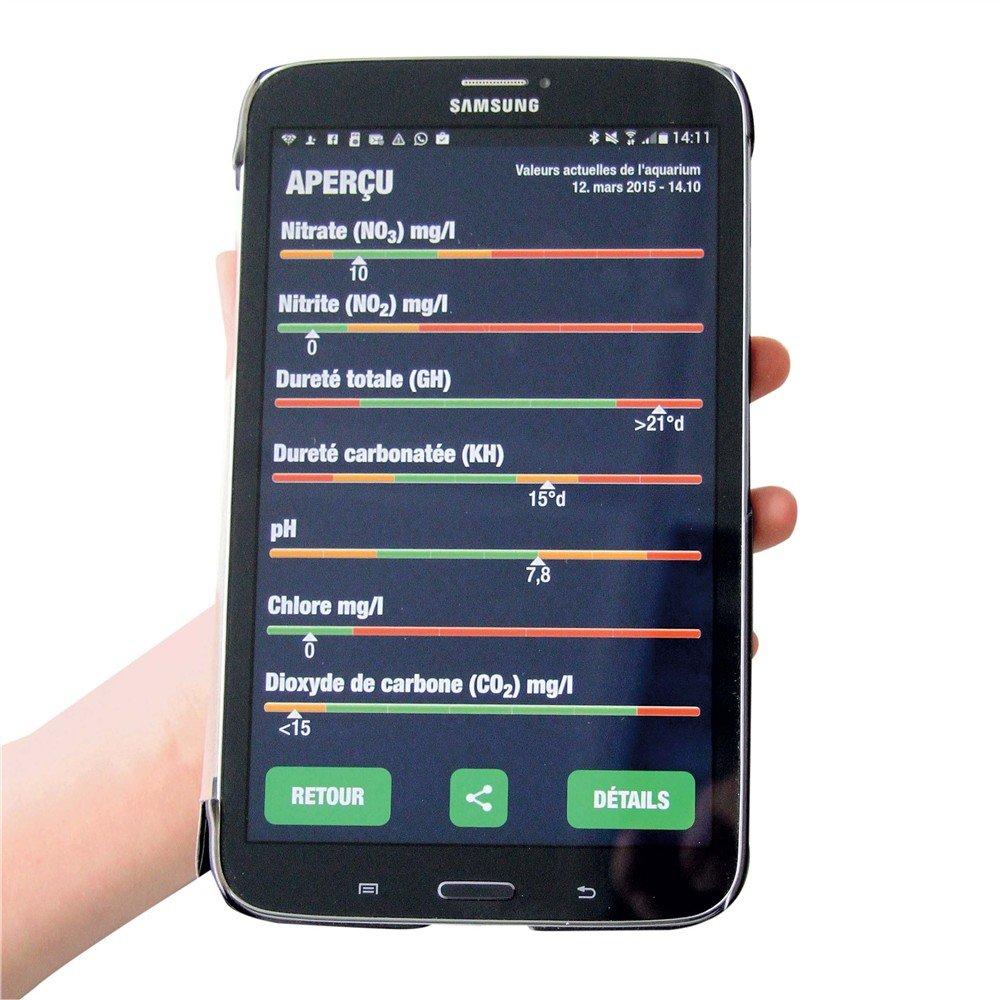 JBL ProScan: Wassertests bequem per Smartphone