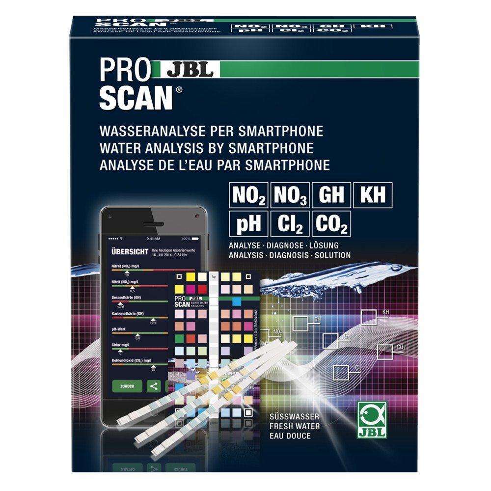 JBL ProScan Wassertests mit Smarthponeauswertung