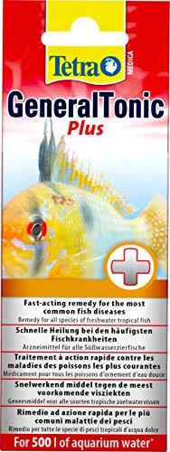 Tetra Medica GeneralTonic Plus, 20 ml, hilft bei Fischkrankheiten wie z.B. Flossenfäule und Flossenfraß
