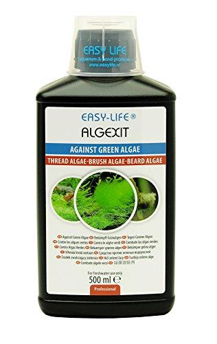 Easy Life AlgExit Sauberes Wasser ohne Algen, 500 ml