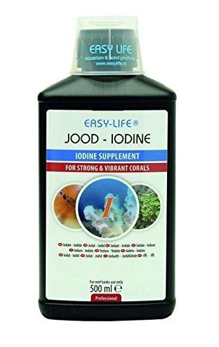 Easy Life Jod verstärkt Abwehr gegen Parasiten, 500 ml