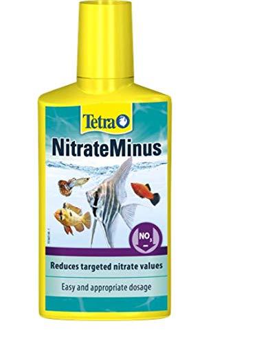 Tetra NitrateMinus (zur dauerhaften Senkung des Nitratgehalts und zur biozidfreien Algenkontrolle), 100 ml Flasche