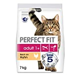 *Perfect Fit Adult 1+ – Trockenfutter für erwachsene Katzen ab 1 Jahr – Reich an Huhn – Unterstützt die Vitalität – 7 kg