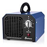 *Ozongenerator, 6,000mg/h Ozon Generator Luftreiniger Ozongerät Air Cleaner Purifier,O3 Luftreiniger Ionisator Geruchsentferner mit Timer bis 180 min für Zimmer, Rauch, Autos