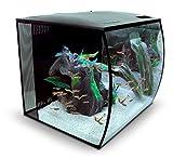 *Fluval 15007 Set Aquarium Flex 57 L, schwarz