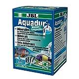 JBL Aquadur Malawi/Tanganjika 24903 Mineralsalz-Wasseraufbereiter für Süßwasser Aquarien, 250 g