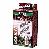JBL Tormec 62367 Aktiv-Torf Pellets für Filter von Süßwasser Aquarien 1 l