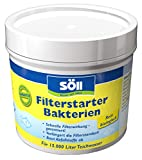 Söll FilterstarterBakterien - Aktivieren die Biologie im Teichfilter 100 g