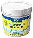 Söll 11602 FilterstarterBakterien - Aktivieren die Biologie im Teichfilter - 100 g
