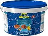 Tetra Marine SeaSalt - Salz für Meerwasser-Aquarium, schafft perfektes Wasser für Meerwasserfische und Wirbellose, 8 kg