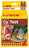 *sera 04710 Kupfer Test (Cu), Wassertest für ca. 50 Messungen, misst zuverlässig und genau den Kupfergehalt, für Süß- & Meerwasser, im Aquarium oder Teich