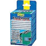 *Tetra EasyCrystal Filter Pack C250/300 Filtermaterial mit Aktiv-Kohle, Filterpads für EasyCrystal Innenfilter, geeignet für Aquarien von 15-60 Liter, 3 Stück