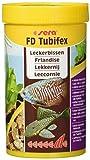 sera 01350 FD Tubifex Fischfutter tierisch 250 ml