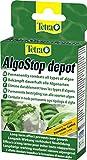 Tetra AlgoStop depot, formstabile Tabletten zur gezielten Langzeitbekämpfung von Algen in Aquarien, 1er Pack, 12 Tabletten,