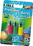 JBL Aeras Micro S3 6148600 Ausströmerstein-Set für feine Luftblasen in Aquarien