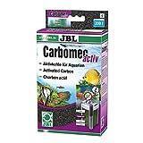 *JBL Carbomec activ 6234500 Hochleistungs-Aktivkohle für Filter von Süßwasser Aquarien,800 ml
