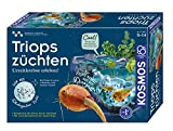 KOSMOS Triops züchten, Urzeitkrebse erleben! Das Einsteiger-Set.Komplett-Set mit Eiern, Futter und Sand. Experimentierkasten