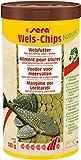 sera 00508 Wels-Chips 1000 ml - Die Chips fr raspelnde Welse (z.B. Ancistrus und L-Welse)