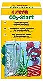 sera CO2 Start zum Einstieg in die CO2-Düngung - eine kleine CO2 Anlage für ein Aquarium bis 120 Liter - Pflanzendünger oder Kohlenstoffdünger für Wasserpflanzen