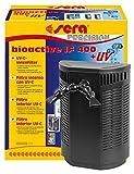 sera bioactive IF 400 + UV ein vielseitiger Innenfilter mit UV-C-System 5 Watt für Aquarien bis 400 l der Algen, Keime und Parasiten auf physikalische Weise reduziert