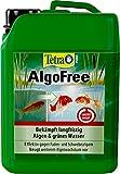 *Tetra Pond AlgoFree Schwebealgen- und Fadenalgenvernichter, bekämpft langfristig grünes Wasser im Gartenteich, 3 L