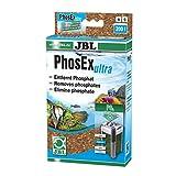 JBL PhosEx ultra 6254100, Filtermasse zur Entfernung von Phosphat aus Aquarienwasser, 340 g