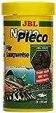 JBL NovoPleco 30311 Alleinfutter fr kleine Saugwelse, Tabletten 250 ml